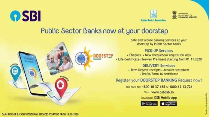 SBI Doorstep Banking
