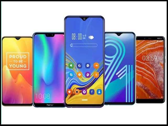 Top-5 Smartphones