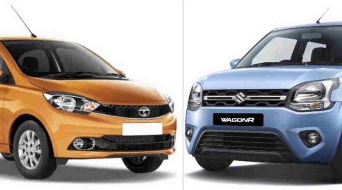 Maruti WagonR vs Tata Tiago