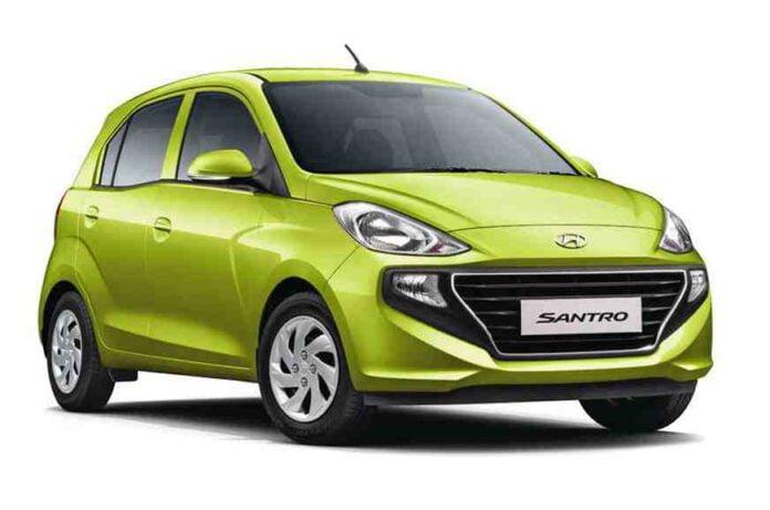 Hyundai Santro,