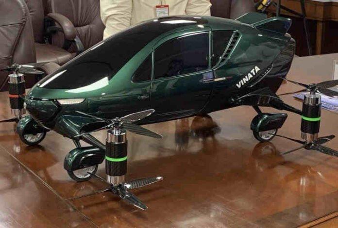 Hybrid Flying Car